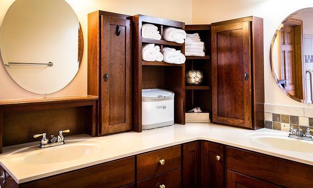 Badezimmermöbel - Pixabay