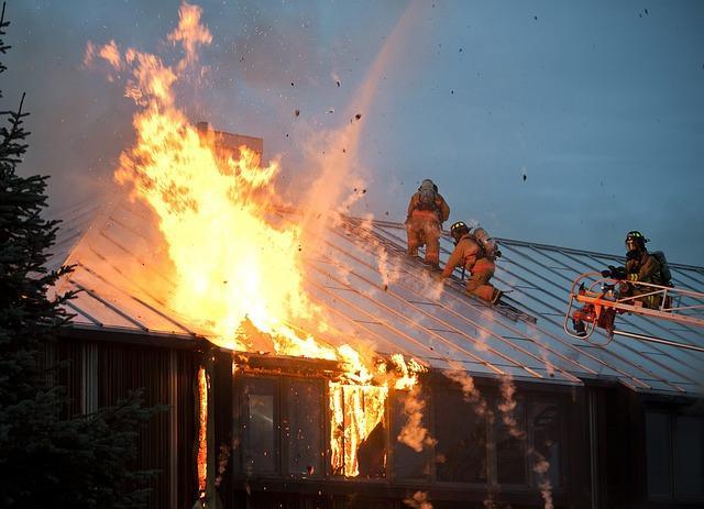 Wie wichtig sind Brandschutzelemente - Pixabay