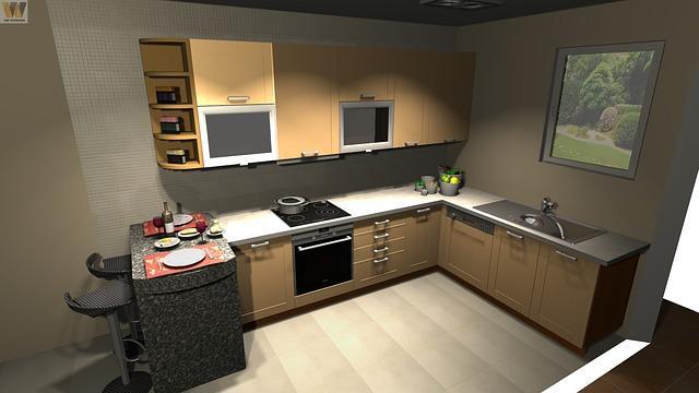 Die Küche richtig planen - Pixabay