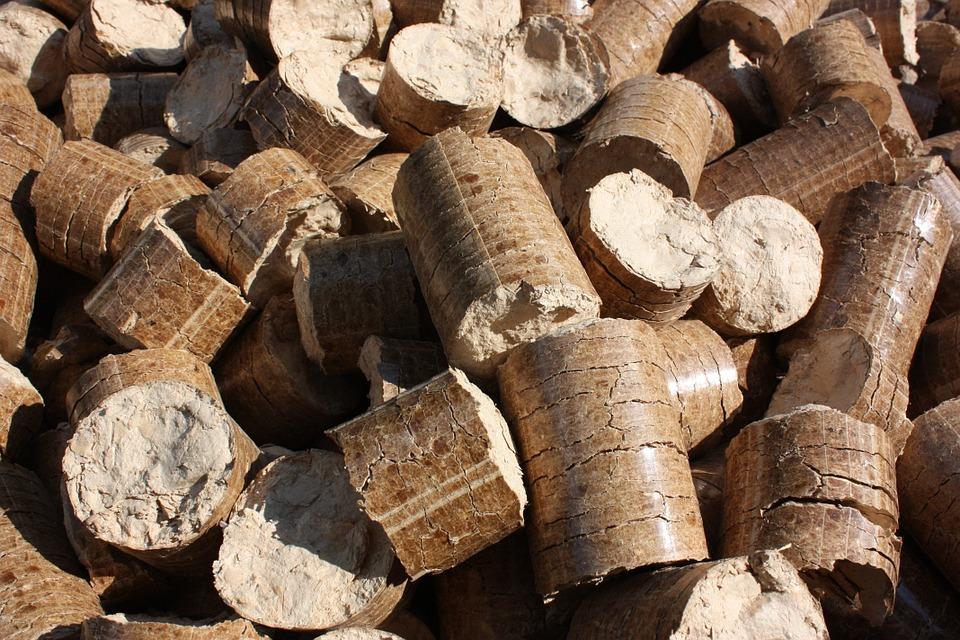 Holzpellets - Pelletheizung - Pixabay