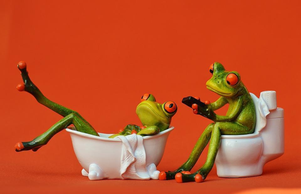 Badezimmersanierung - Pixabay