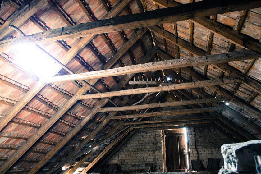Dachbodendämmung - Pixabay