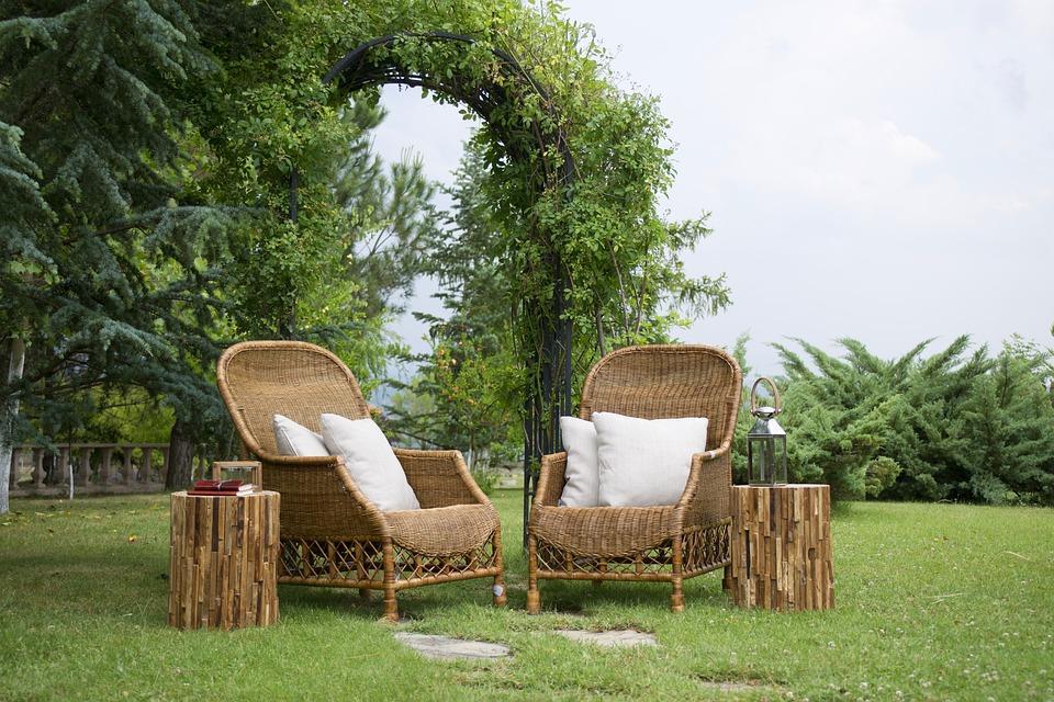 Bambus Einrichtung - Pixabay