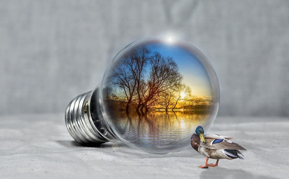Erneuerbare Energie - Pixabay