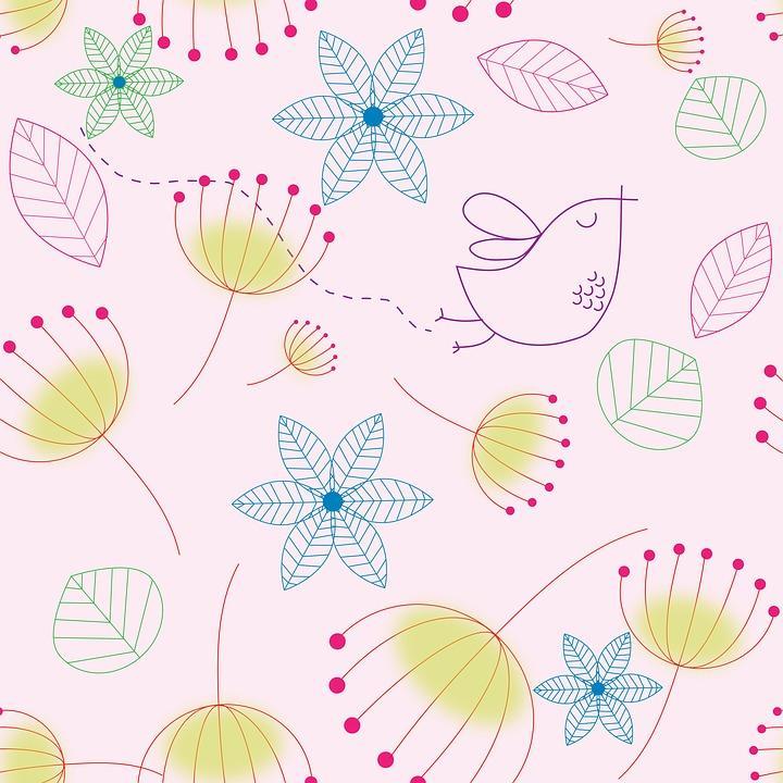 Wandschablonen fürs Kinderzimmer - Pixabay