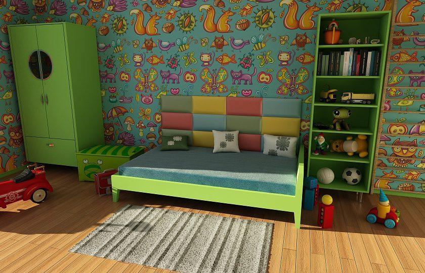 Kinderzimmer - Pixabay