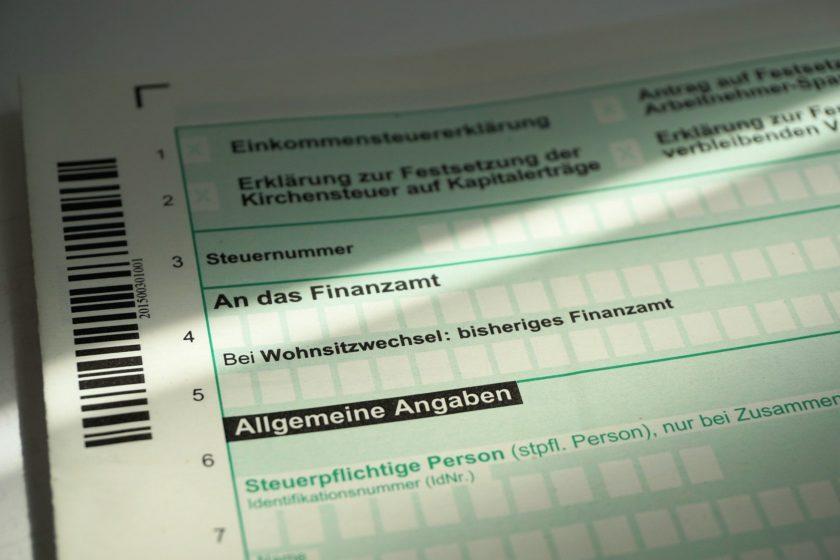 Steuererklärung Handwerkerbonus